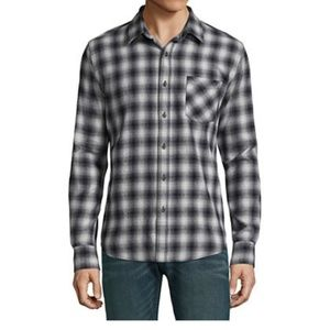 NWT! Arizona Men's Long Sleeve Flannel Shirt